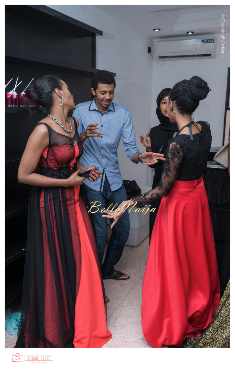 Hudayya Fashion House Launch | Abuja, Nigeria | September 2014 | 031.George Okoro-241