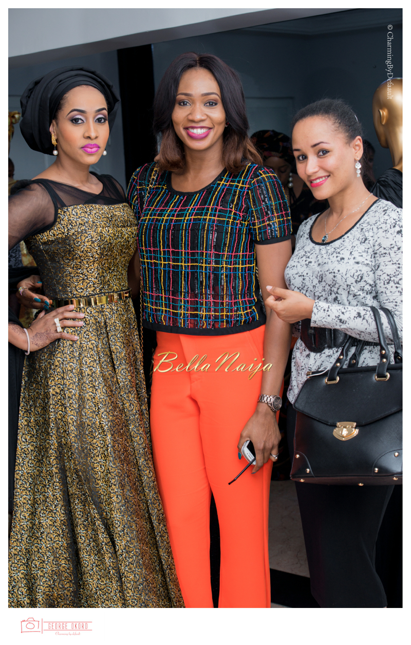 Hudayya Fashion House Launch | Abuja, Nigeria | September 2014 | 038.George Okoro-61