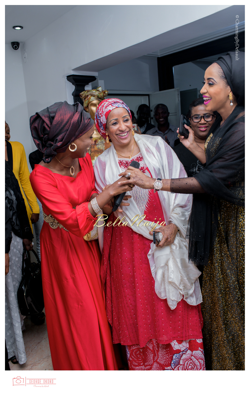 Hudayya Fashion House Launch | Abuja, Nigeria | September 2014 | 043.George Okoro-82