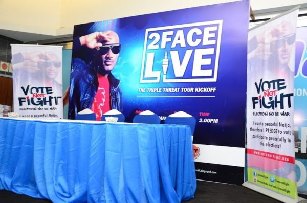 Ikeja City Mall TuFace Autograph Session for Vote not Fight Campaign - Bellanaija - October2014006