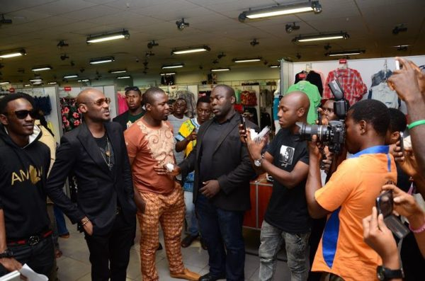 Ikeja City Mall TuFace Autograph Session for Vote not Fight Campaign - Bellanaija - October2014009