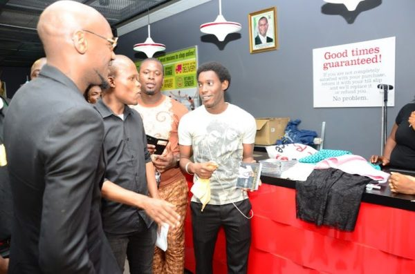 Ikeja City Mall TuFace Autograph Session for Vote not Fight Campaign - Bellanaija - October2014010