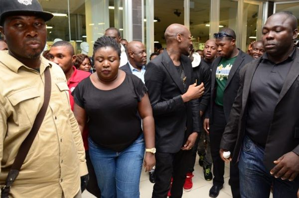 Ikeja City Mall TuFace Autograph Session for Vote not Fight Campaign - Bellanaija - October2014014