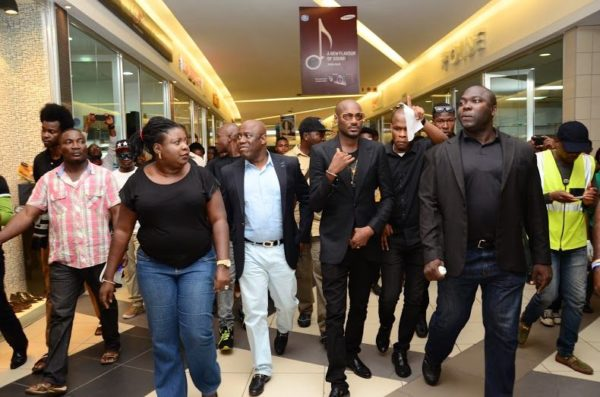 Ikeja City Mall TuFace Autograph Session for Vote not Fight Campaign - Bellanaija - October2014016
