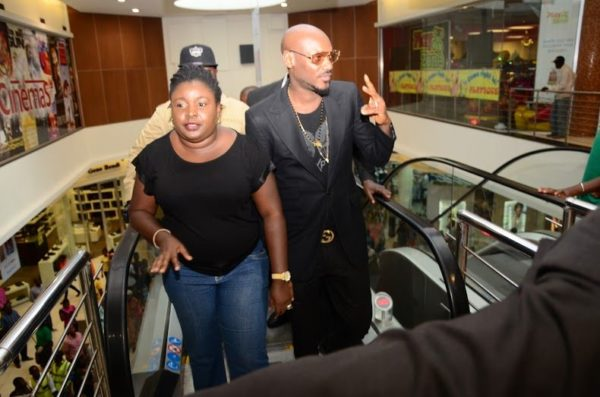 Ikeja City Mall TuFace Autograph Session for Vote not Fight Campaign - Bellanaija - October2014017