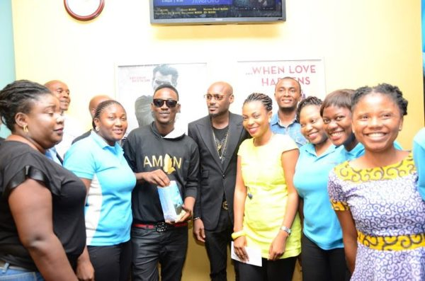 Ikeja City Mall TuFace Autograph Session for Vote not Fight Campaign - Bellanaija - October2014022