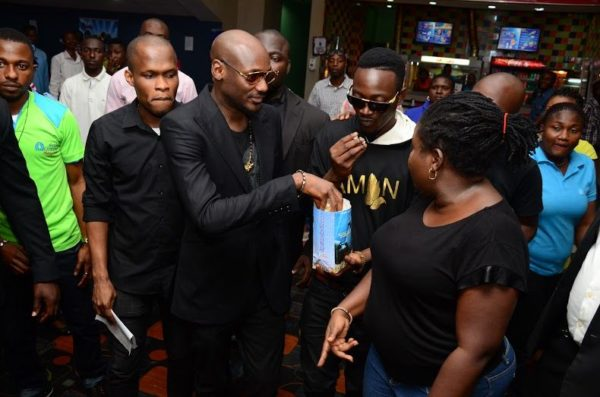 Ikeja City Mall TuFace Autograph Session for Vote not Fight Campaign - Bellanaija - October2014023
