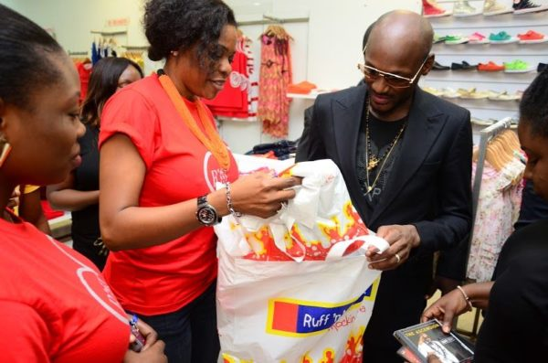 Ikeja City Mall TuFace Autograph Session for Vote not Fight Campaign - Bellanaija - October2014026
