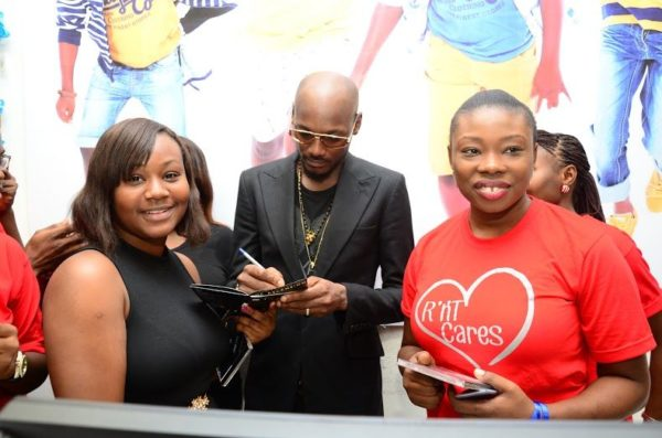 Ikeja City Mall TuFace Autograph Session for Vote not Fight Campaign - Bellanaija - October2014029