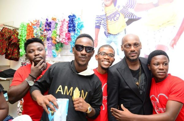 Ikeja City Mall TuFace Autograph Session for Vote not Fight Campaign - Bellanaija - October2014030