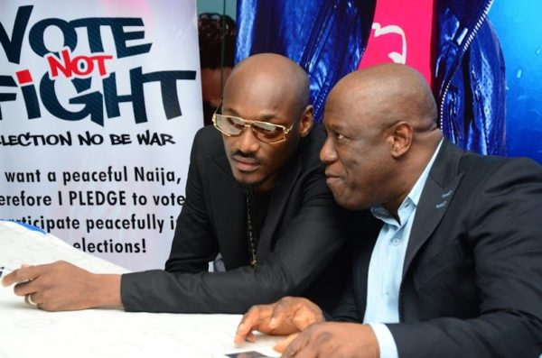 Ikeja City Mall TuFace Autograph Session for Vote not Fight Campaign - Bellanaija - October2014037