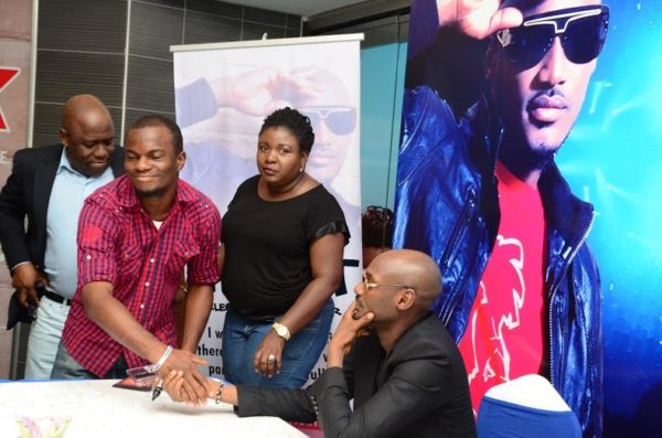 Ikeja City Mall TuFace Autograph Session for Vote not Fight Campaign - Bellanaija - October2014039