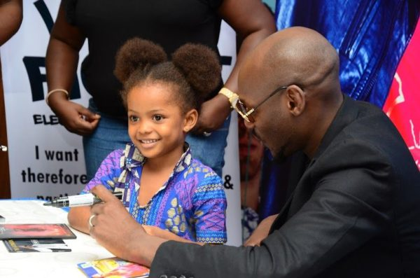 Ikeja City Mall TuFace Autograph Session for Vote not Fight Campaign - Bellanaija - October2014040