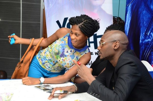 Ikeja City Mall TuFace Autograph Session for Vote not Fight Campaign - Bellanaija - October2014041
