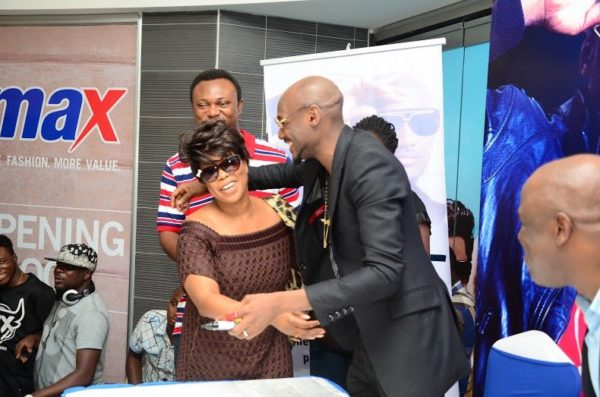 Ikeja City Mall TuFace Autograph Session for Vote not Fight Campaign - Bellanaija - October2014043