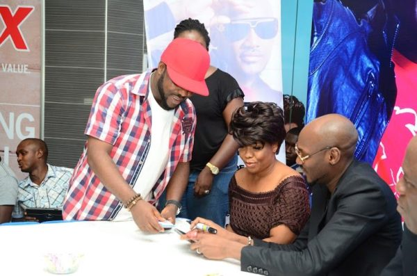 Ikeja City Mall TuFace Autograph Session for Vote not Fight Campaign - Bellanaija - October2014045