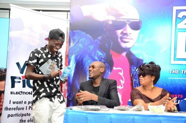 Ikeja City Mall TuFace Autograph Session for Vote not Fight Campaign - Bellanaija - October2014056