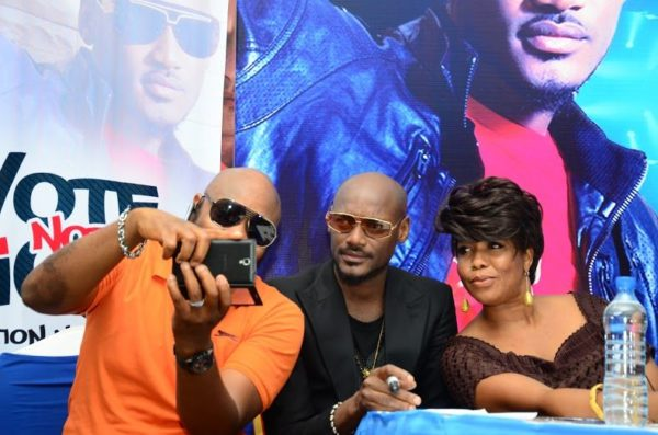 Ikeja City Mall TuFace Autograph Session for Vote not Fight Campaign - Bellanaija - October2014062
