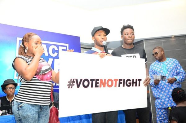 Ikeja City Mall TuFace Autograph Session for Vote not Fight Campaign - Bellanaija - October2014065