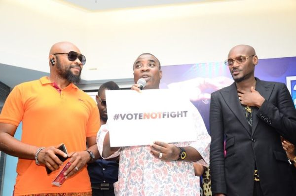 Ikeja City Mall TuFace Autograph Session for Vote not Fight Campaign - Bellanaija - October2014068