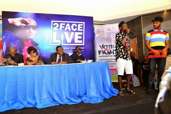 Ikeja City Mall TuFace Autograph Session for Vote not Fight Campaign - Bellanaija - October2014087