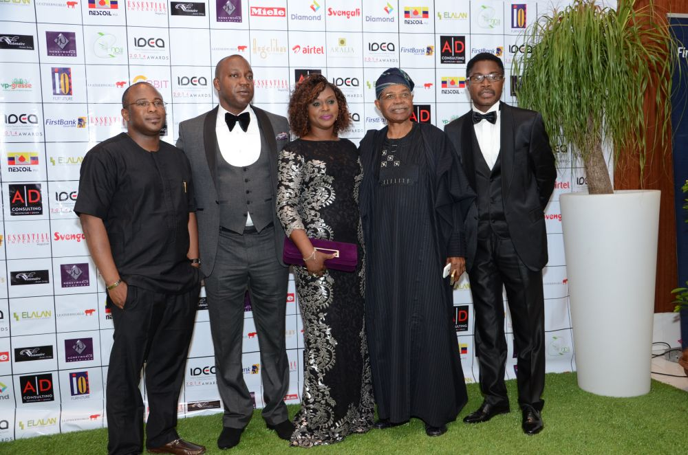 Interior Design Excellency Awards Nigeria 2014 - Bellanaija - October2014012