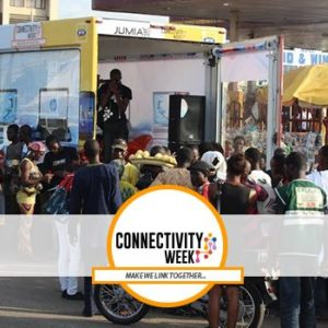 Jumia and MTN Connectivity Week Truck - Bellanaija - October2014001