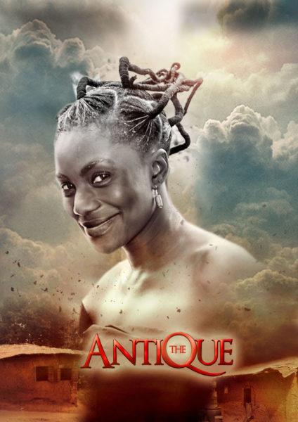 KIKI OMEILI - - THE ANTIQUE