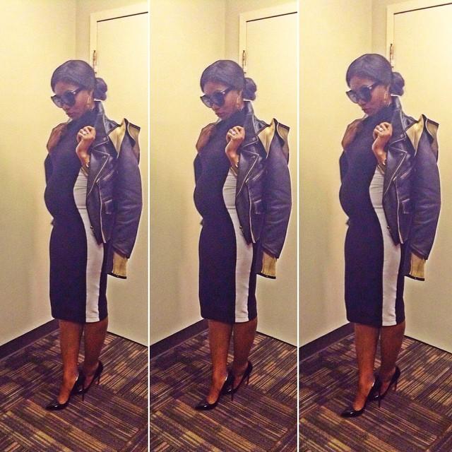 Lola Ogunnaike Bump Style 1