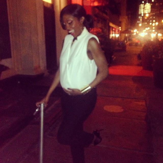 Lola Ogunnaike Bump Style 8