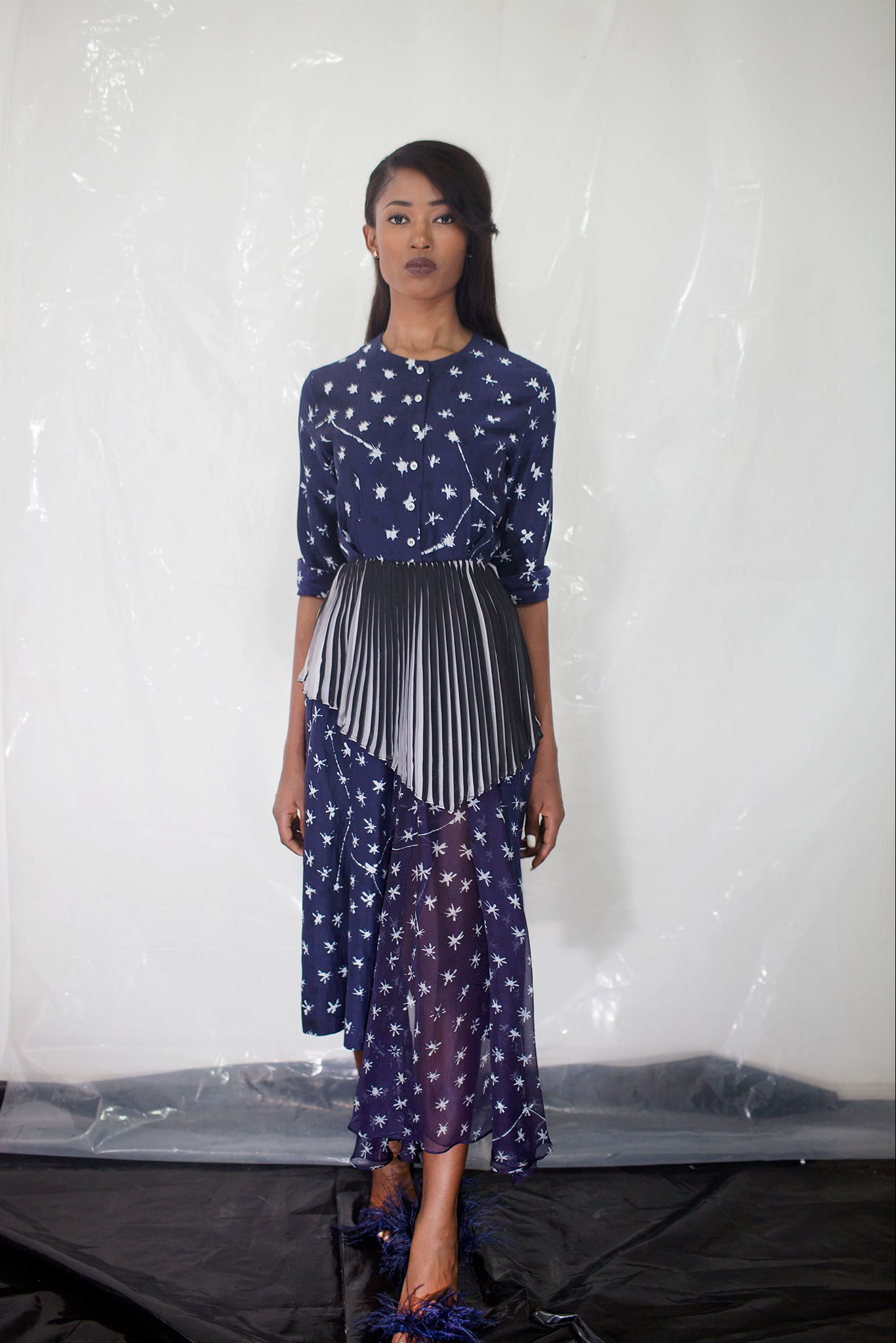 Maki Oh Spring 2015 Collection - October - 2014 - BellaNaija002