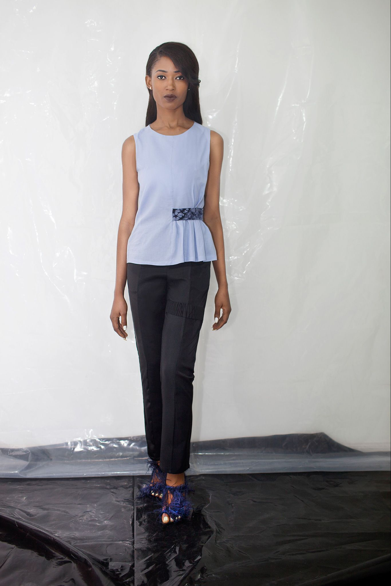 Maki Oh Spring 2015 Collection - October - 2014 - BellaNaija004