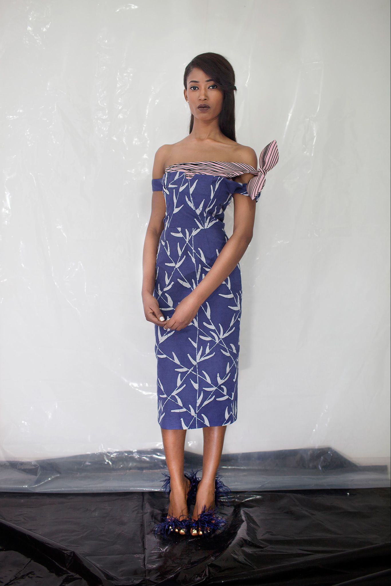 Maki Oh Spring 2015 Collection - October - 2014 - BellaNaija009