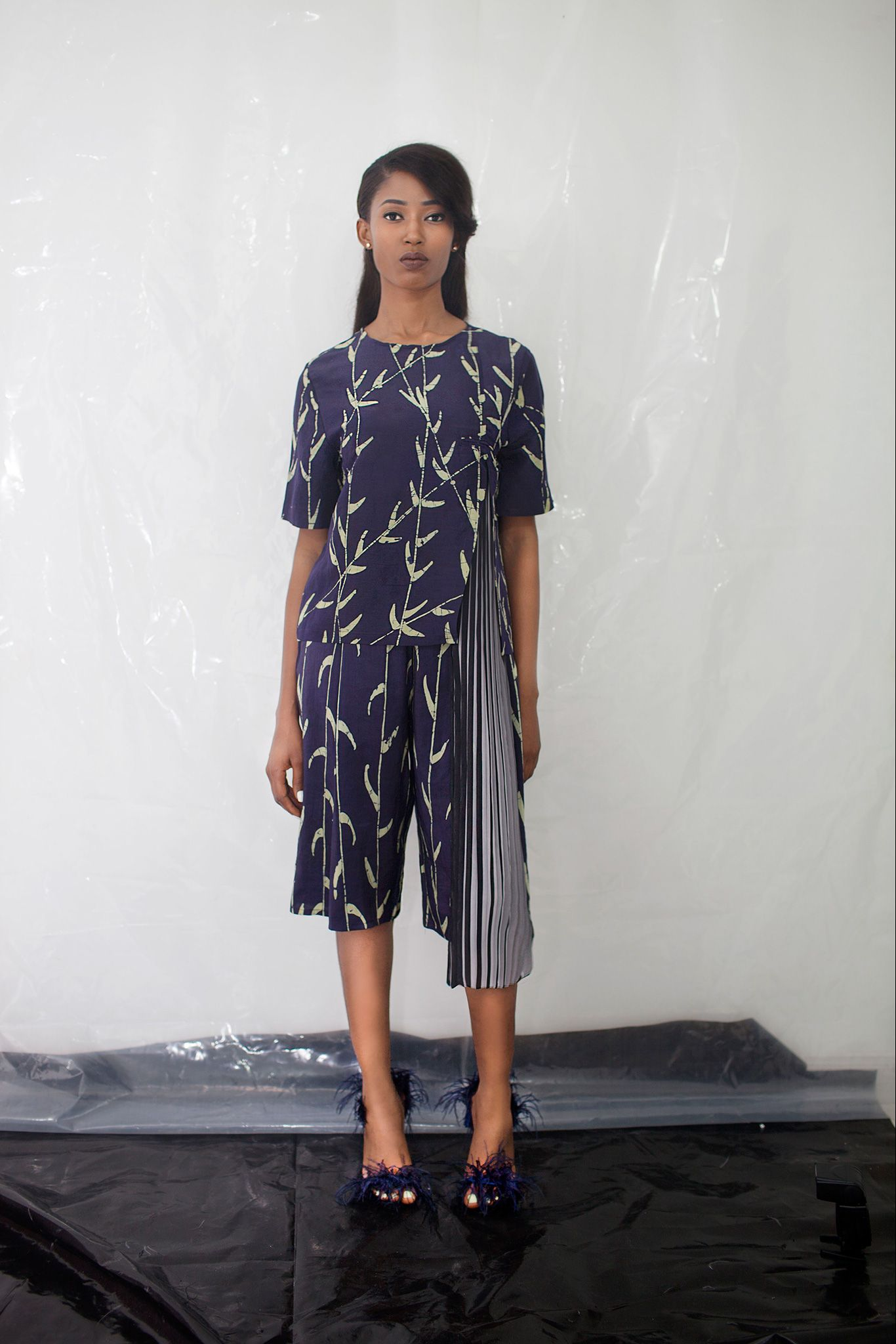 Maki Oh Spring 2015 Collection - October - 2014 - BellaNaija011
