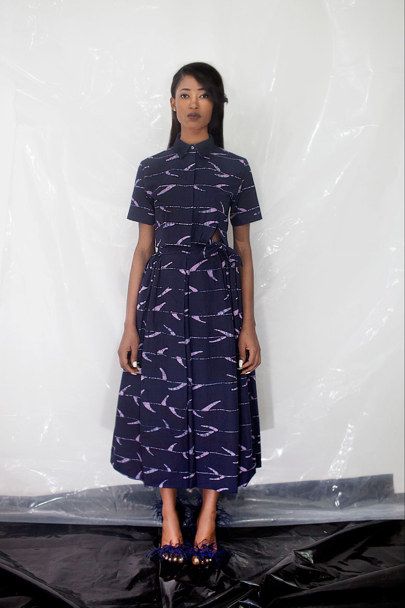 Maki Oh Spring 2015 Collection - October - 2014 - BellaNaija012