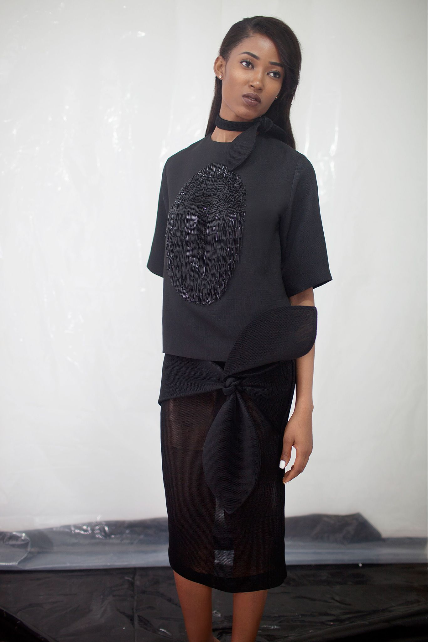 Maki Oh Spring 2015 Collection - October - 2014 - BellaNaija014