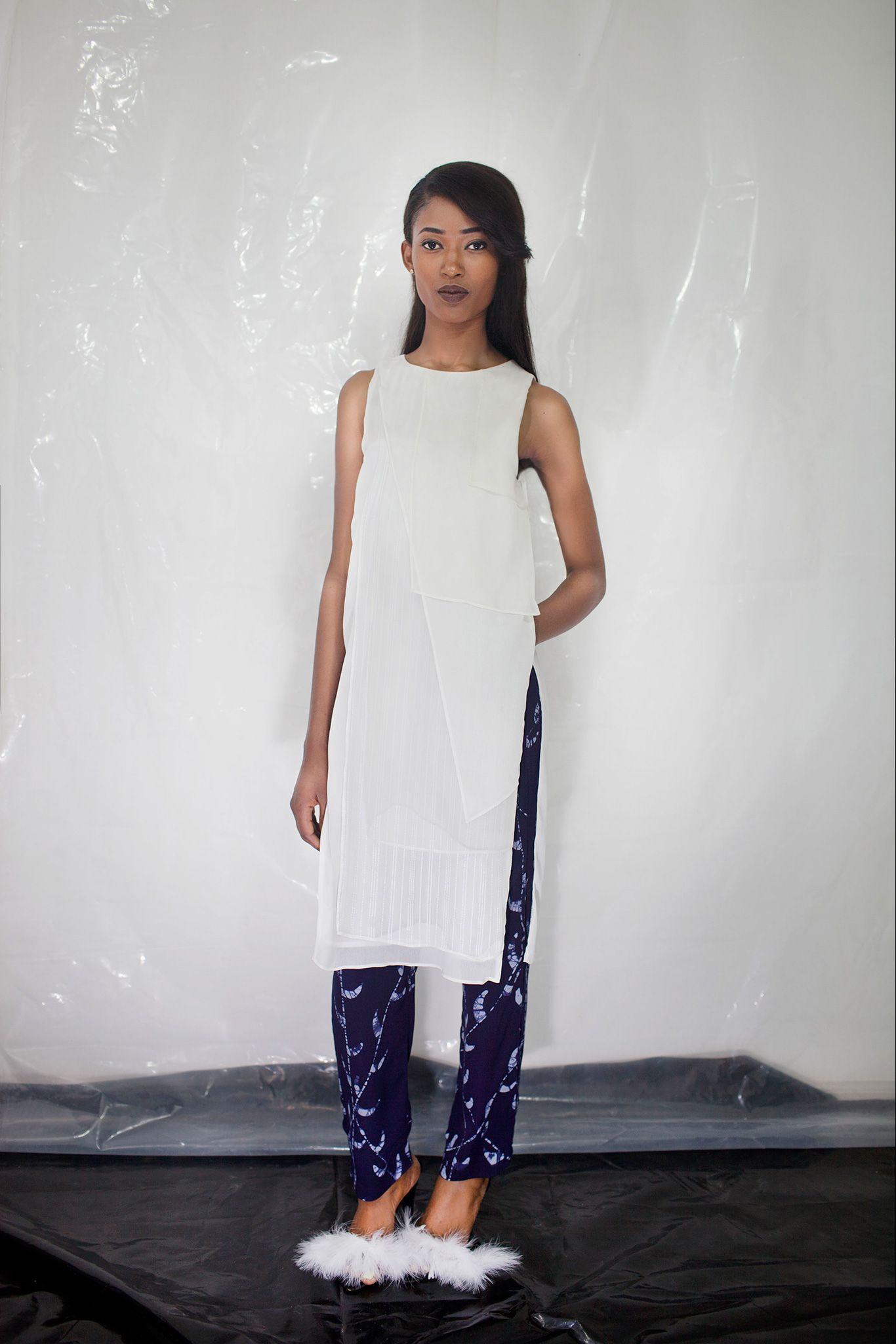 Maki Oh Spring 2015 Collection - October - 2014 - BellaNaija016