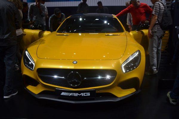 Mercedes-Benz AMG GT  (1)