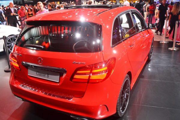 Mercedes-Benz B-Class (2)