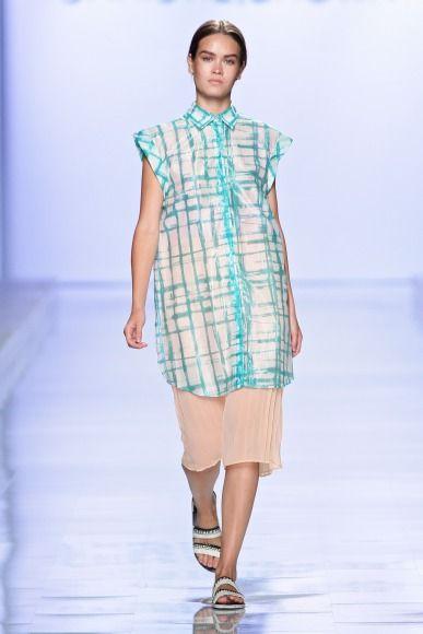 Mercedes-Benz Fashion Week 2014 Christie Brown - Bellanaija - October2014001
