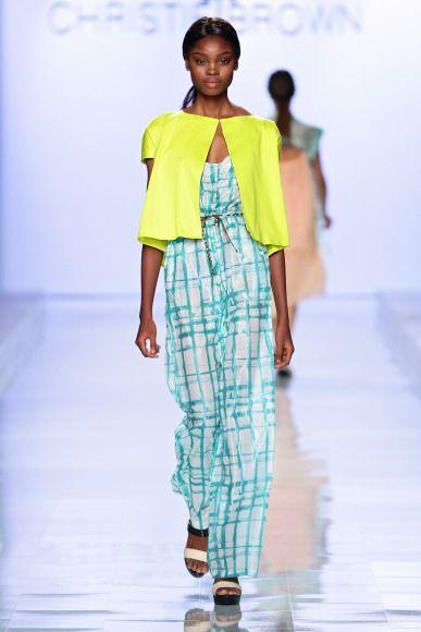 Mercedes-Benz Fashion Week 2014 Christie Brown - Bellanaija - October2014002