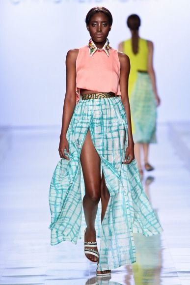 Mercedes-Benz Fashion Week 2014 Christie Brown - Bellanaija - October2014004