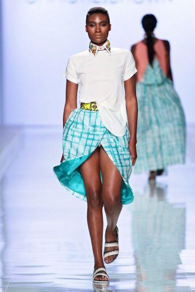 Mercedes-Benz Fashion Week 2014 Christie Brown - Bellanaija - October2014005