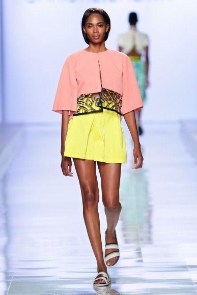 Mercedes-Benz Fashion Week 2014 Christie Brown - Bellanaija - October2014007