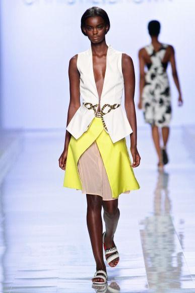 Mercedes-Benz Fashion Week 2014 Christie Brown - Bellanaija - October2014012