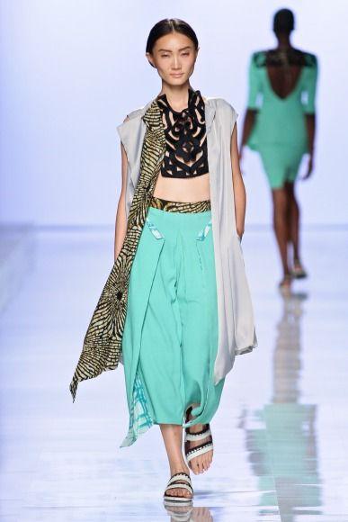 Mercedes-Benz Fashion Week 2014 Christie Brown - Bellanaija - October2014016