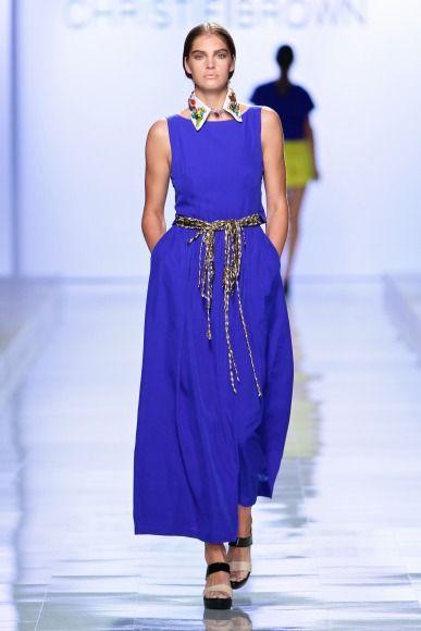 Mercedes-Benz Fashion Week 2014 Christie Brown - Bellanaija - October2014019