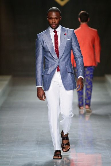 Mercedes-Benz Fashion Week 2014 Sheria Ngwoi - Bellanaija - October2014004