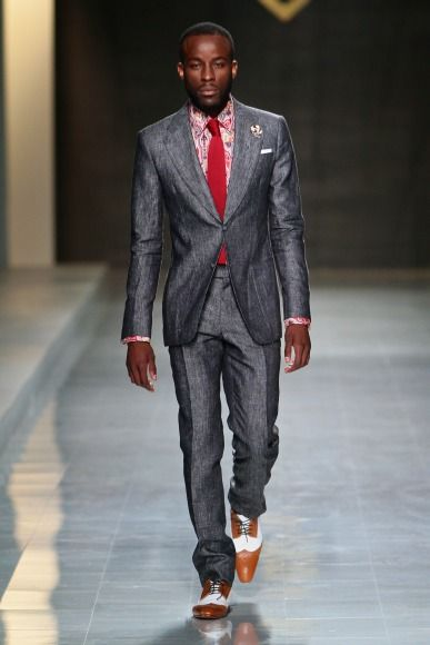Mercedes-Benz Fashion Week 2014 Sheria Ngwoi - Bellanaija - October2014006