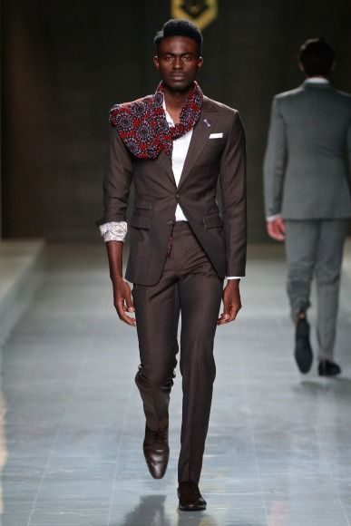 Mercedes-Benz Fashion Week 2014 Sheria Ngwoi - Bellanaija - October2014010